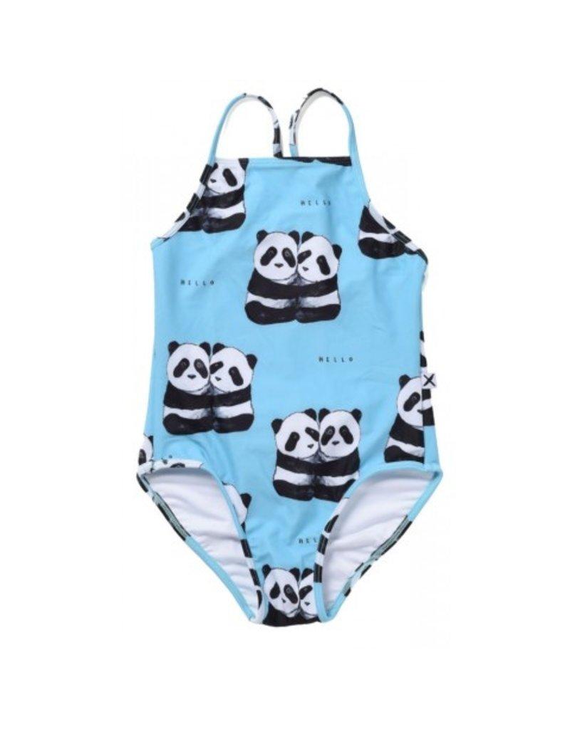 Minti Minti Panda Pair Swimsuit