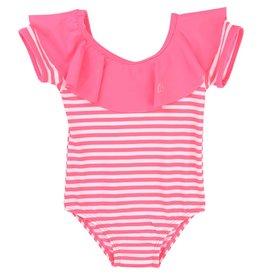 Billie Blush Billie Blush Jersey Swimsuit