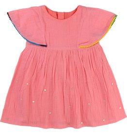 Billie Blush Billie Blush Cotton voile Dress