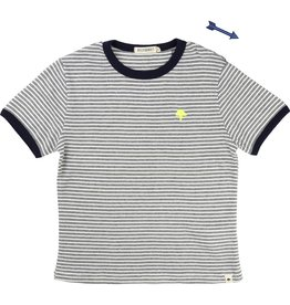 Billy Bandit Billy Bandit Tee Shirt, short sleeves, round neckline, stripe pattern