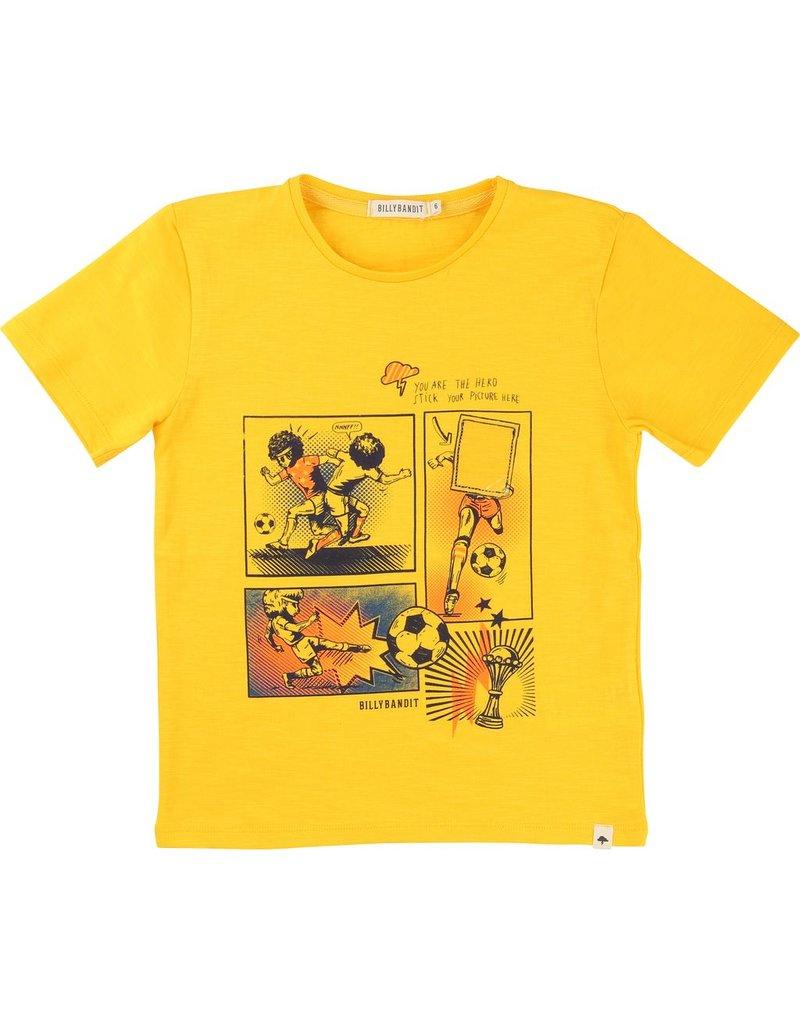 Billy Bandit Billy Bandit Cotton jersey Tee Shirt