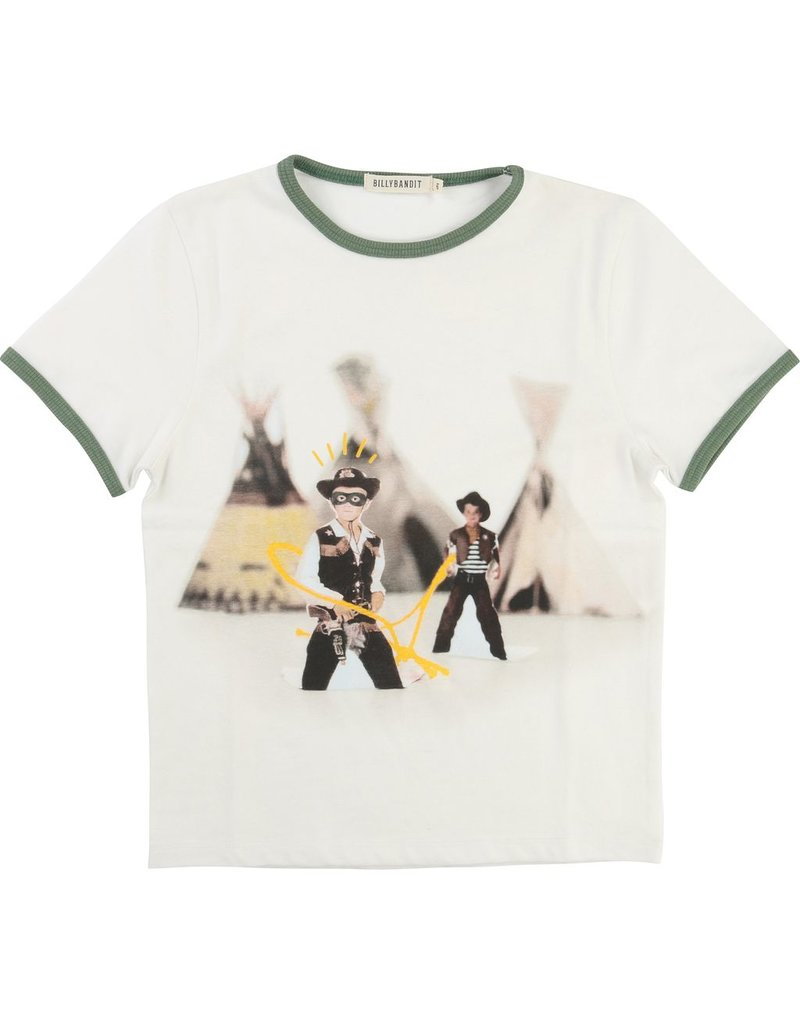 Billy Bandit Billy Bandit Jersey Tee Shirt
