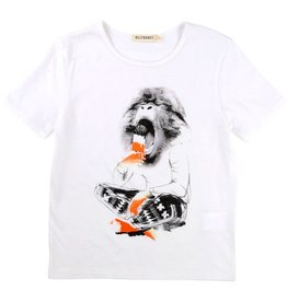 Billy Bandit Billy Bandit Cotton jersey Tee Shirt