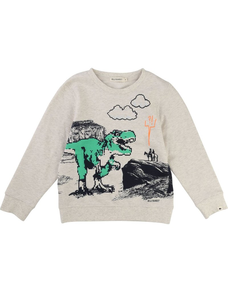 Billy Bandit Billy Bandit Fleece Sweater
