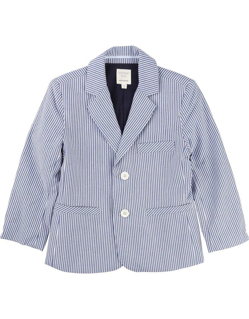 Carrement Beau Carrement Beau Cotton Suit Jacket