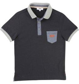 Hugo Boss Hugo Boss Cotton jersey polo shirt
