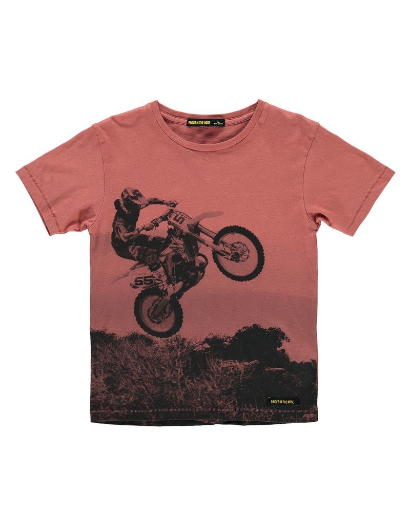 Finger in the Nose Finger in the Nose Dalton Red Sand Desert Road Tee
