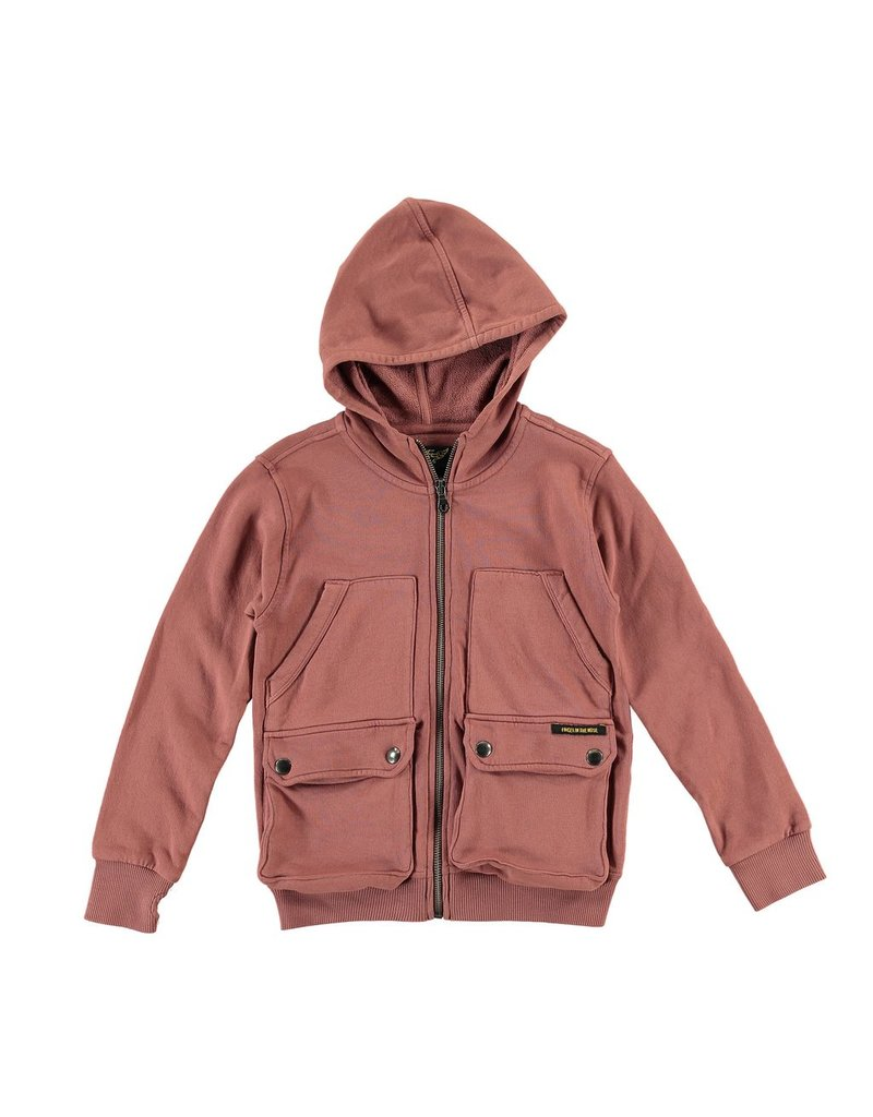 Finger in the Nose Finger in the Nose Ogaden Zipped Hoody