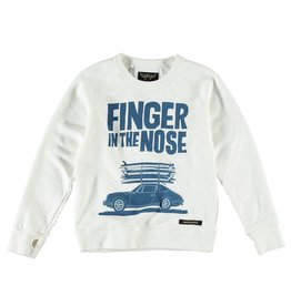 Finger in the Nose Finger in the Nose Hank Crew Malibu Sweatshirt