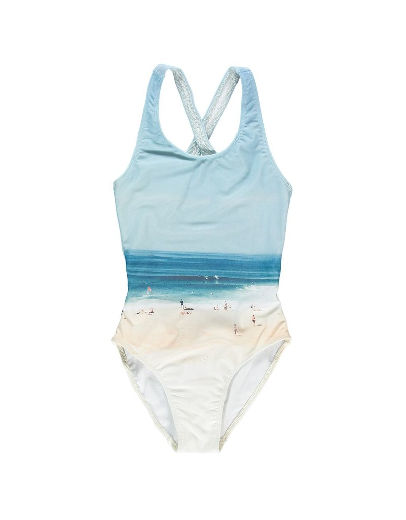 Finger in the Nose Finger in the Nose Olivia Beach Sand Swimsuit