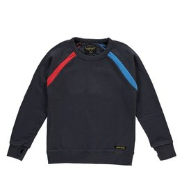 Finger in the Nose Finger in the Nose Hank Super Navy Sweatshirt