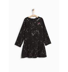 IKKS IKKS Dress with constellation detail