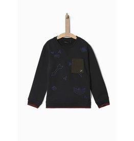IKKS IKKS Pocket Sweater