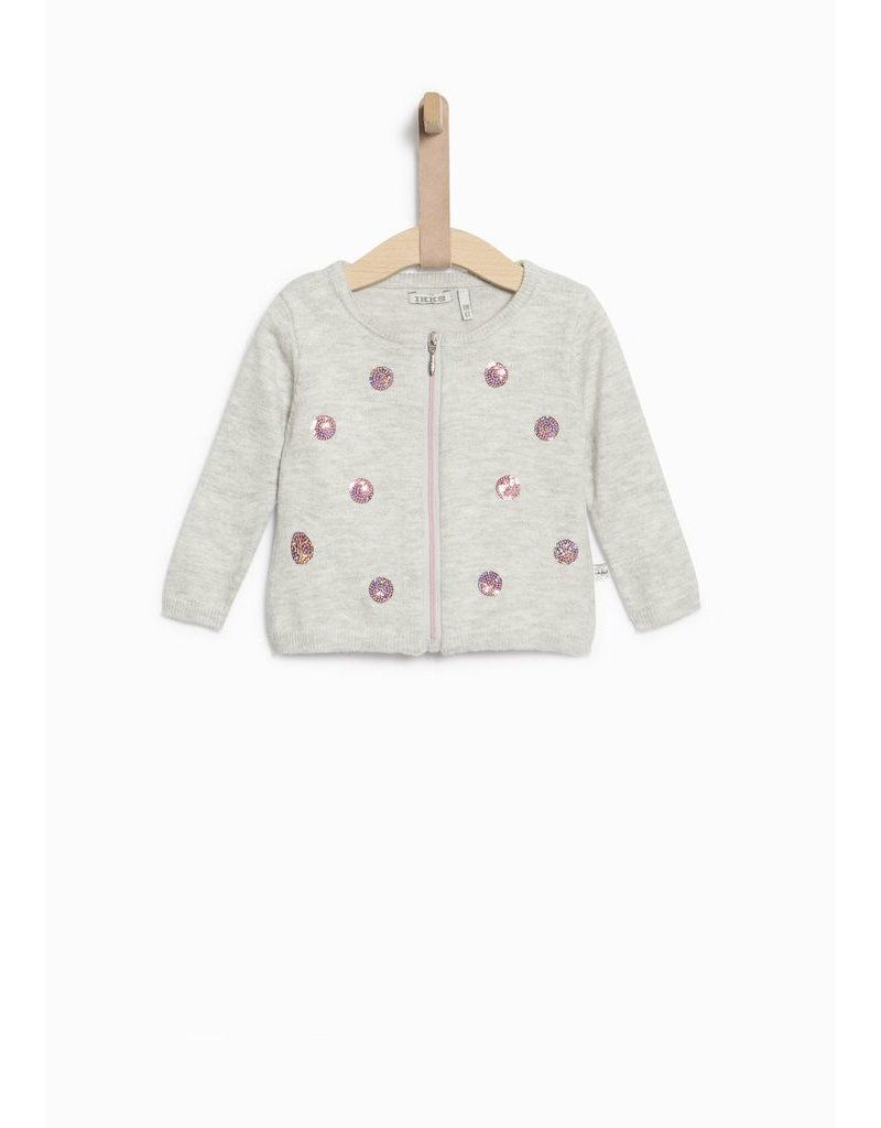 IKKS IKKS Knit Cardigan with sequin detail