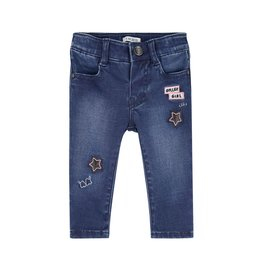 IKKS IKKS Skinny Jean with patches