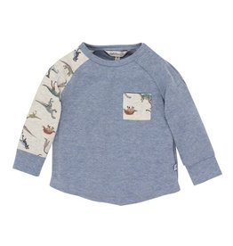 Fox & Finch Fox & Finch DINO MIXED TOP