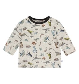Fox & Finch Fox & Finch DINO ALL OVER PRINT TEE