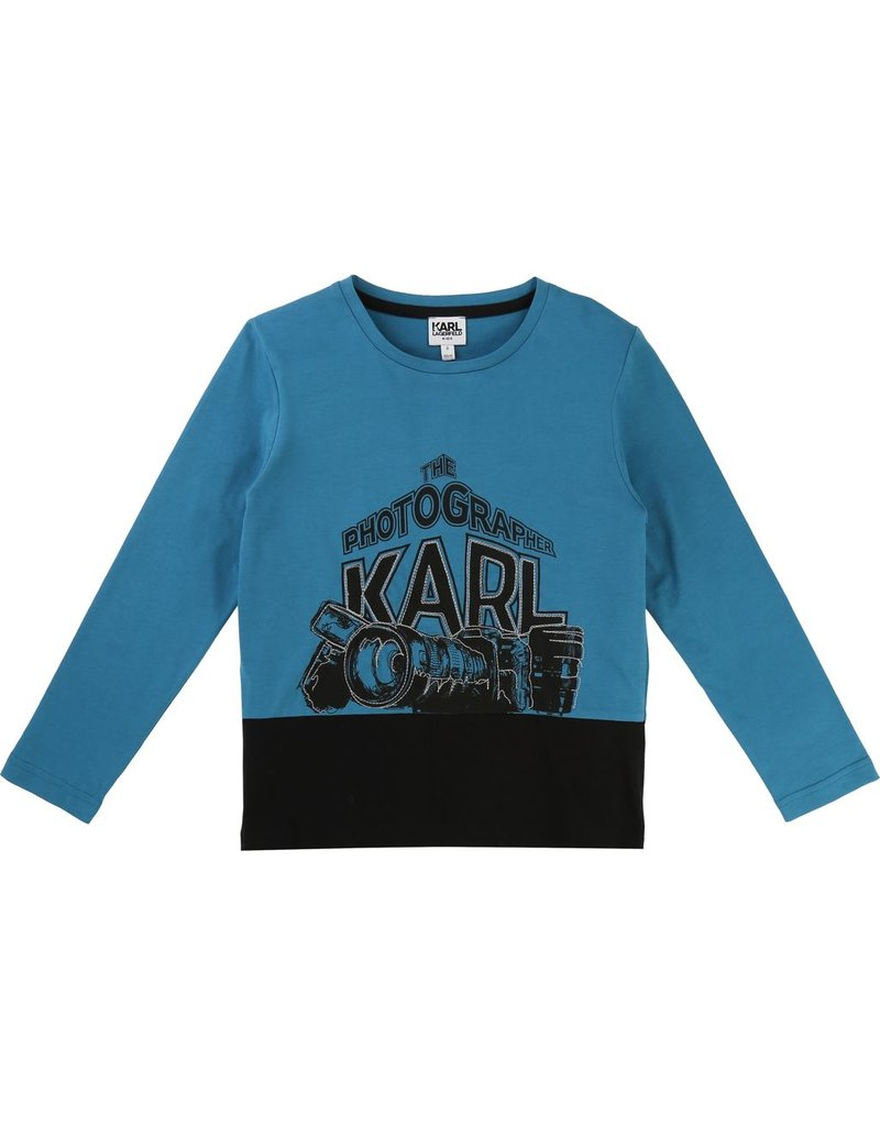 Karl Lagerfeld Kids Karl Lagerfeld T-SHIRT
