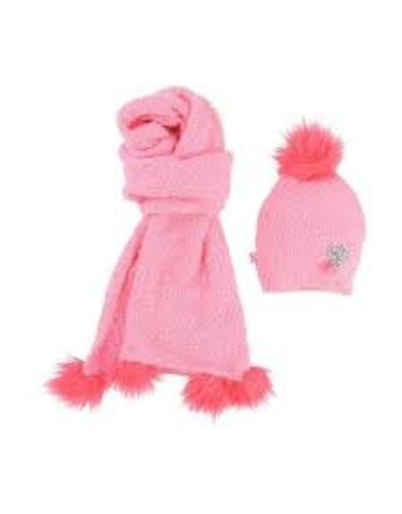 Billie Blush Billie Blush SET HAT + SCARF