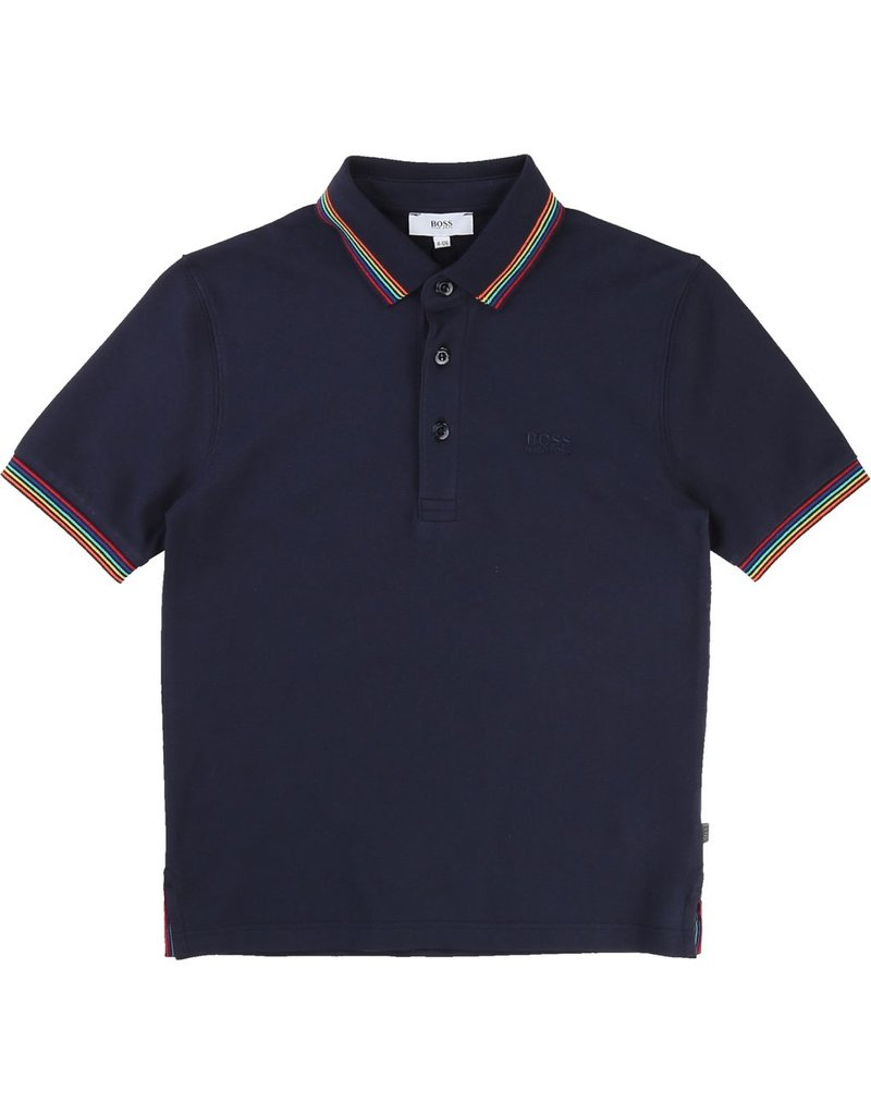 Hugo Boss Boss SHORT SLEEVE POLO