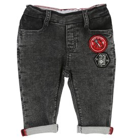 Little Marc Jacobs Little Marc Jacobs DENIM TROUSERS