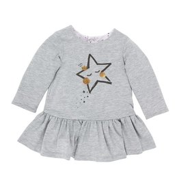 Fox & Finch Fox & Finch TWINKLE 'STARS' REVERSIBLE DRESS