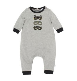 Fox & Finch Fox & Finch MR FOX  MASKS  ROMPER