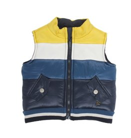 Fox & Finch Fox & Finch ROCK MIX PUFFA VEST