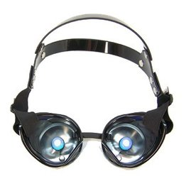 Hypnotic Lights Blindfold