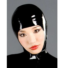 Latex Open Face Hood