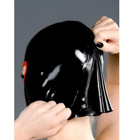 Round-Eye Latex Hood