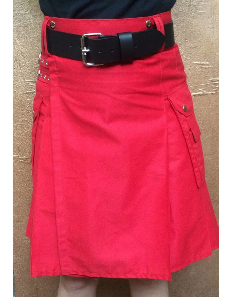 """Amerikilt 2"""" Leather Belt"""
