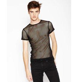 Ss Fishnet T-Shirt