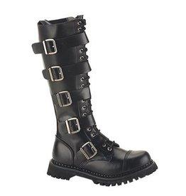 Riot 20 Eye Steel Toe Boots