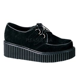 "2"" Suede Goth Creeper"