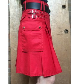 "23"" Deluxe Cotton Pocket Kilt"