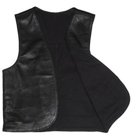 Reversible Leather Bar Vest