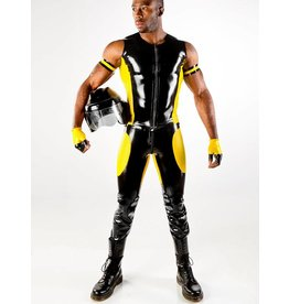 Latex Motocross Pants W/5 Zip