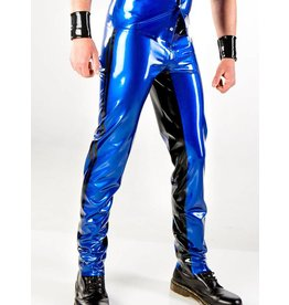Latex Police Pant W/5-Way Zip