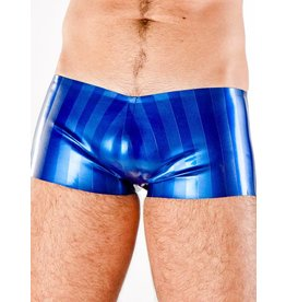 Latex Striped Boxer Shorts