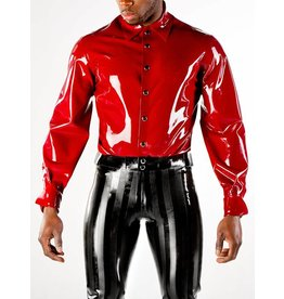 Latex LS Dress Shirt