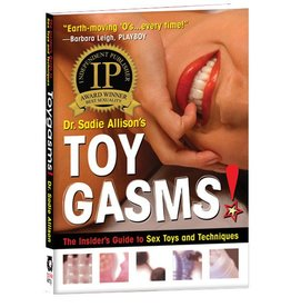 Toygasms! Guide To Sex Toys