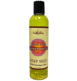 Earthy Body Massage Oil