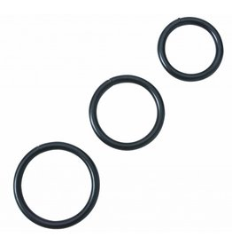 Black Steel C-Ring
