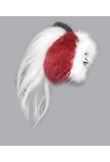 Findi Fur Owl Keychain