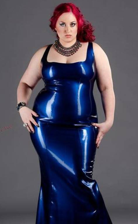 Latex Evening Gown - Best Gowns And Dresses Ideas & Reviews