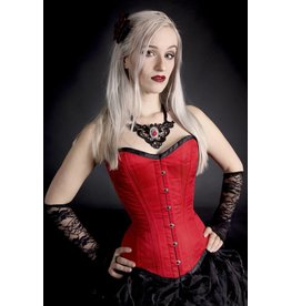 3 Layer Brocade Chatterley Corset