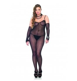 Mini Daisy Lace Bodystocking
