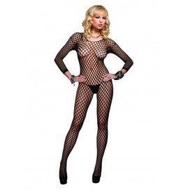 Seamless Ls Ring Net Bodystocki
