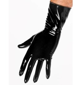 Latex Wrist Length Gloves